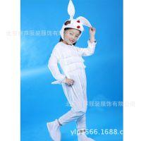 [学霸]儿童演出动物造型表演服 跳舞蹈衣服装 连体衣套装男女款