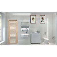 玻璃卫浴门|铝合金卫浴门生产厂家