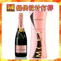广东红酒包装厂家专业定制 高档葡萄酒礼盒 进口双瓶装新款酒盒子