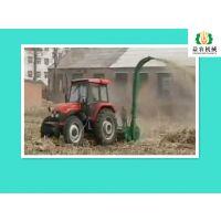 发展玉米秸秆粉碎回收机 新设备秸秆收获机加工图