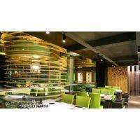 石家庄酒店装修不同风格餐厅的照明设计