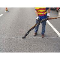 济南道路灌封胶修补裂缝后不会二次裂缝为什么