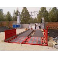 供应石家庄市建筑工地车辆清洗机,载重120吨工地洗车平台。乐洁LJ-55洗轮机