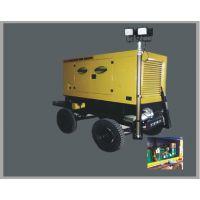 欧辉SFW6130B拖拉式照明灯塔 4*1000W移动照明灯塔