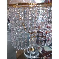 批发销售各种精致水晶台灯,款式新颖,美观大方