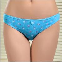 【云梦妮】现货供应全棉女士内裤速卖通爆款性感女式丁字裤批发