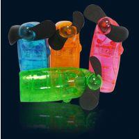 厂家供应LED闪字风扇广告促销礼品迷你风扇文字风扇便捷小风扇