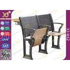 Custom Folded Seat Folding Student Desk Chair For School Lecture Room