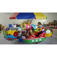广东汕头旋转电动小动物,孩子玩的旋转飞机多少钱?