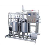 格翎果汁饮料设备 定制板式杀菌机 大桶无菌灌装机