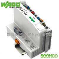 WAGO万可-I/O-SYSTEM 750-333 PROFIBUS DP/V1 现场总线适配器