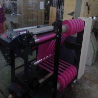 供应sk-600q圆刀分条机 皮革开条机 泡棉分切机