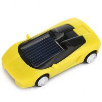 太阳能小汽车 太阳能小跑车 玩具模型 礼品