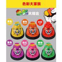 各种动物毛绒电瓶车电动碰碰车等游乐设备让孩子玩的不意乐呵