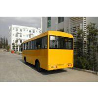 利凯士得20座校园电动车,黑龙江科技学院电动校车