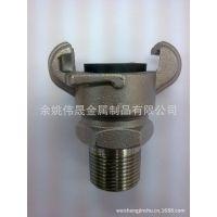 供应不锈钢外牙美式空气管接头 AIR HOSE COUPLING 碳钢管接头