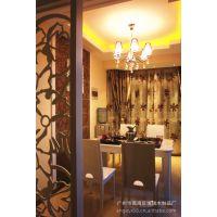 特价供应木质镂空装饰花格酒店屏风