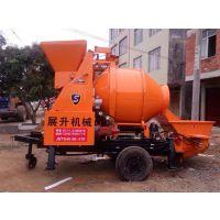 广西南宁哪里有混凝土搅拌泵一体机卖多少钱一台