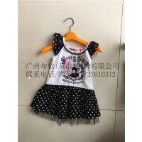 供应女童上衣 淘宝开店货源怎么找 童装尾货 推荐广州布歌