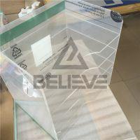 浙江有机玻璃制品丨有机玻璃书架丨有机玻璃展示架厂家定做