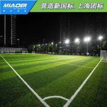 【供应】足球场人造草坪施工球场施工【进出口等级标准】