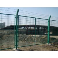 湖北铁路建设用网 高质量铁路轨道防护隔离钢丝网