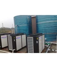 蓝天白云回归 空气能热泵采暖必不可缺