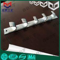 矿用焊接式金属电缆挂钩 镀锌电缆挂钩专业生产厂家 保证质量