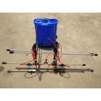 高效灭虫电动打药机 大成牌小型背负式农用喷雾器