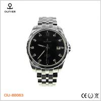 欧奈尔2016爆款男士钢带表 时尚商务式高档手表运动防水机械男表