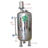 晨兴专业制造 100L不锈钢储罐纯水箱密封效果好 进行空气过滤 保证无二次污染