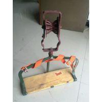 光明通讯架空滑椅/电工高空吊椅/单双轮滑板车/线缆座椅 供应批发 电工吊椅
