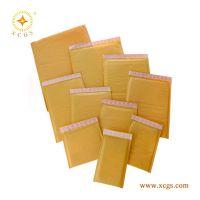 华北地区供应天猫专用22*30牛皮纸复合气泡袋