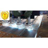 金属耐磨复合板 8 6双金属髙铬硼堆焊耐磨复合板