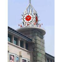 百年老厂康巴丝牌户外玩偶塔钟 电子塔钟kts-15132