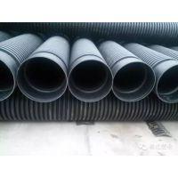 HDPE双壁波纹管 PE波纹管 500 SN4 现货充足 价格优惠 湖南易达塑业