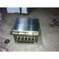 进申304不锈钢防爆接线端子箱壳体、铜排端子防爆接线箱价格