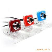 供应水晶夹子USB摄像头 数码摄像头 电脑摄像头 液晶笔记本摄像头