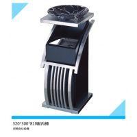 畅销款欧式不锈钢垃圾桶新概念烟灰桶 时尚酒店KTV走廊垃圾果皮桶