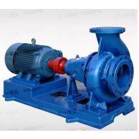 广州水泵广一离心水泵博思普ISR单级单吸卧式离心泵热水循环泵/GDR热水管道泵