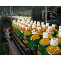 玻璃瓶果汁饮料生产线 玻璃瓶果汁饮料包装生产线