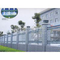 四川泸州厂家批发建筑护栏 锌钢围墙栅栏 小区学校护栏 可定制