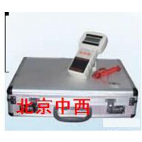中西供应便携式流速测算仪 型号:XM003/LS1206B库号:M396767
