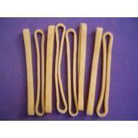 山西省浅黄色橡皮筋 耐酸碱橡胶圈 防老化橡皮筋 耐高温胶圈