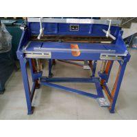 脚踩剪板机 铸铁1米脚踏剪板机 中山小型裁板机