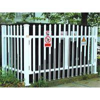 供应山东PVC移动护栏 塑钢变压器护栏 护栏厂家