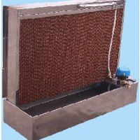 植物纤维湿膜挡水板//降温湿膜材料特性