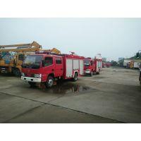 国五东风多利卡3吨水罐消防车价格咨询18827597778