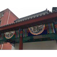 北京玻璃钢屋檐瓦定制,街道改造瓦