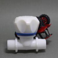 止水阀 混水阀 双外牙截止水阀厂家直销云塑水龙头扫码领红包